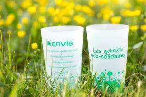 Gobelets Réutilisables Envie Tri Services